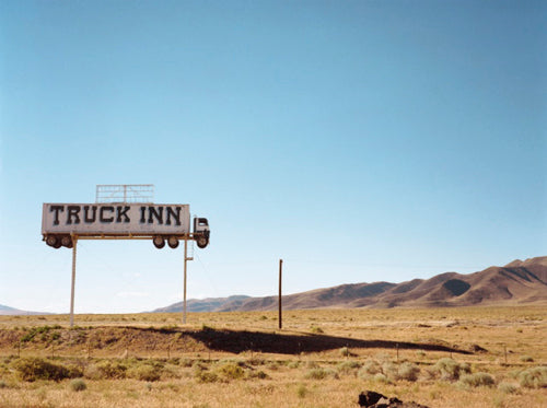 Truck Inn, Nevada, Jane Hilton