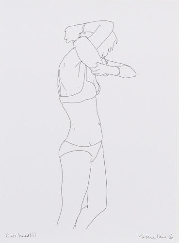 Over head ii, Natasha Law