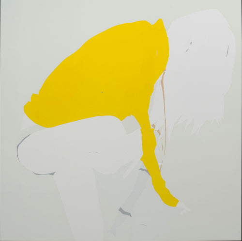 Pink Ties on White, Natasha Law