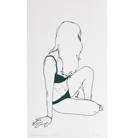 Gold Bracelet - Natasha Law