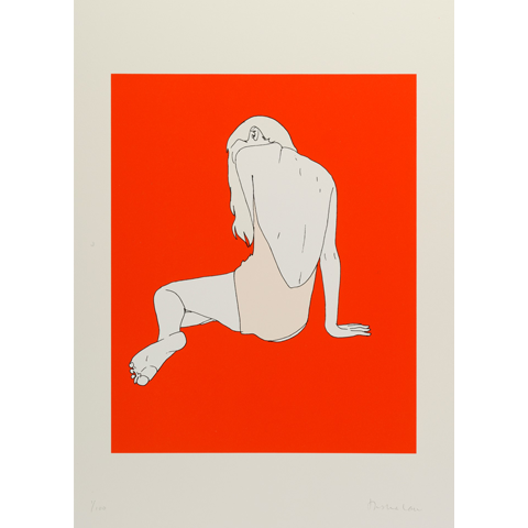 Her Back on Coral - Natasha Law