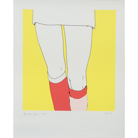 Lemon Socks - Natasha Law