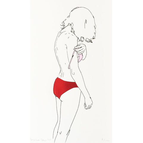 In the Red and the Pink - Natasha Law