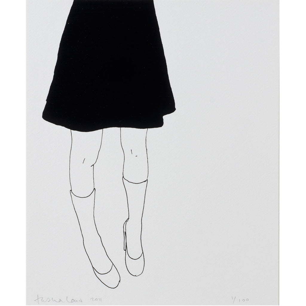 Black Skirt - Natasha Law