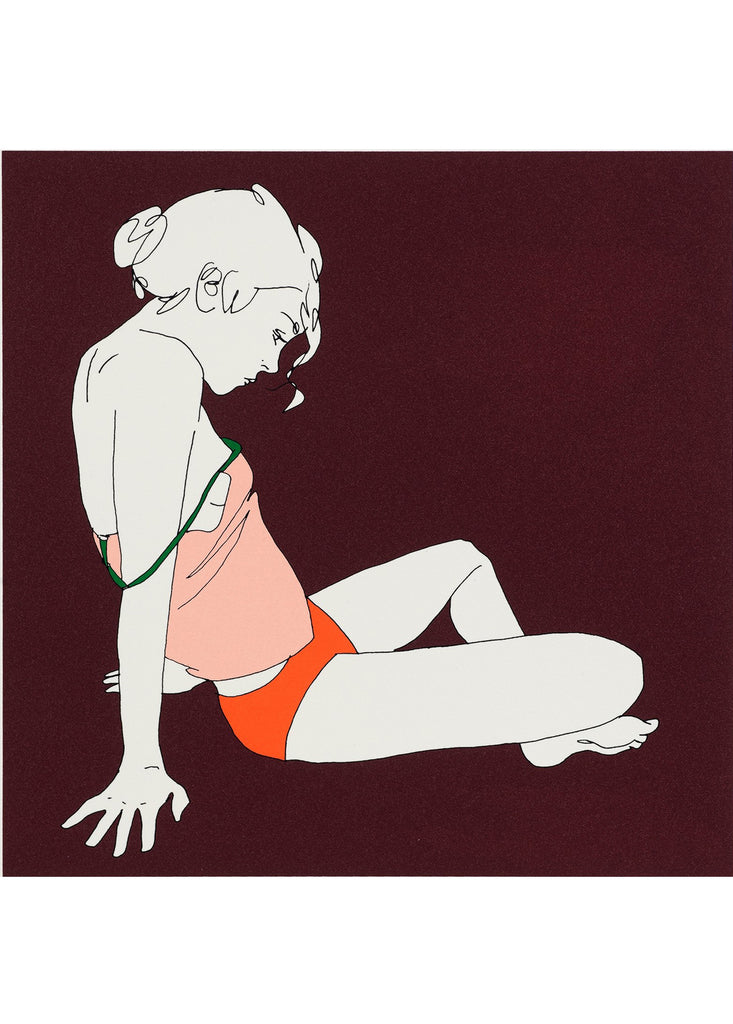 Sitting in Pink - Natasha Law - 2020