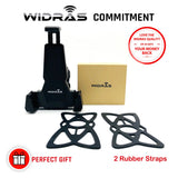 US3 Bike and Moto Phone Holder - Widras Wireless