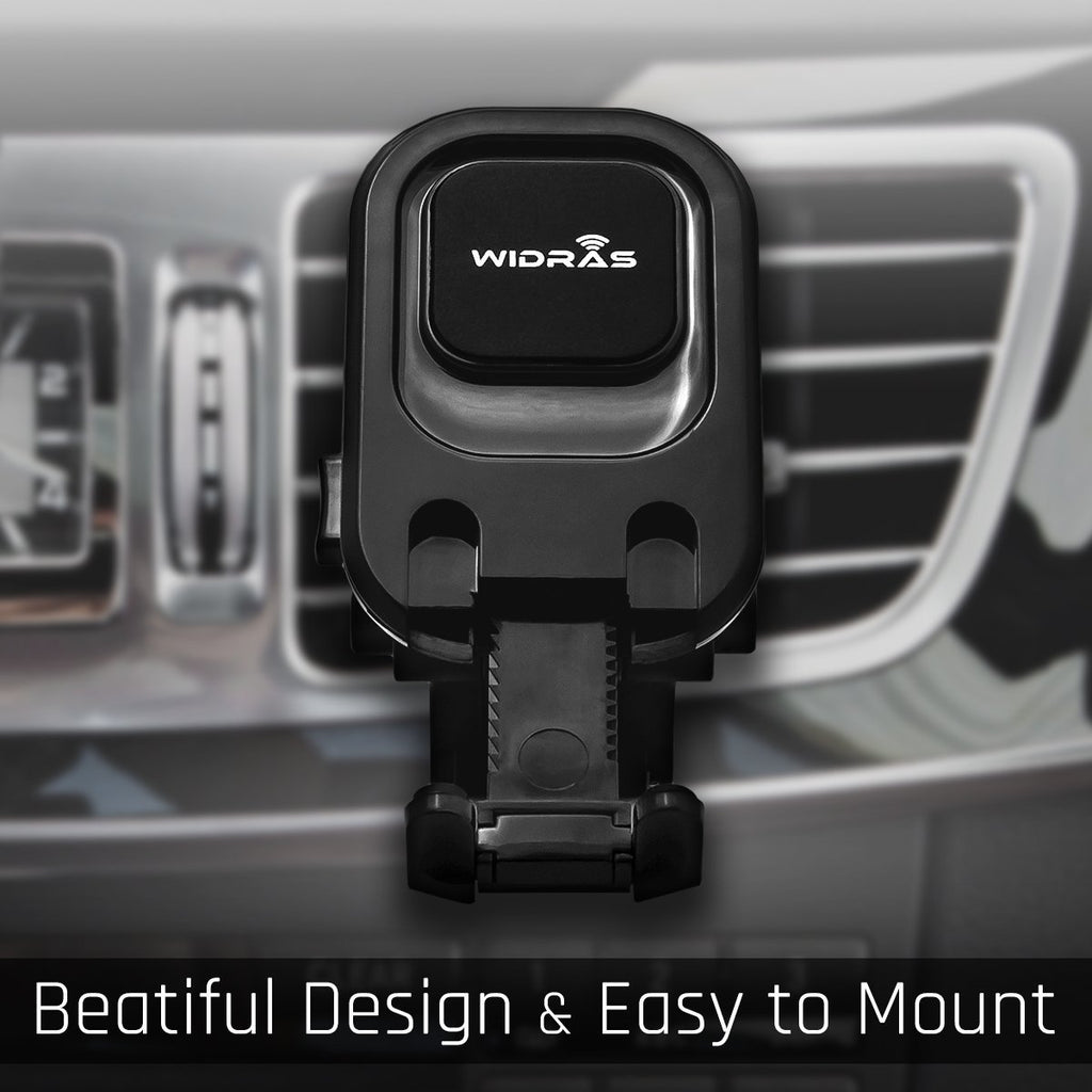 Air Vent Car Mount - Widras Wireless