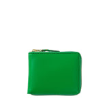 WALLET SA7100 COLOUR PLAIN GREEN<BR/>