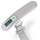 SWS840 Portable Digital Luggage Scale - LCD Display - Sonvadia Weighing Scales