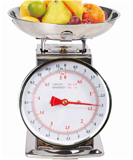 SWS03 Kitchen Scale Digital - 5Kg - Stainless Steel Bowl and Body
