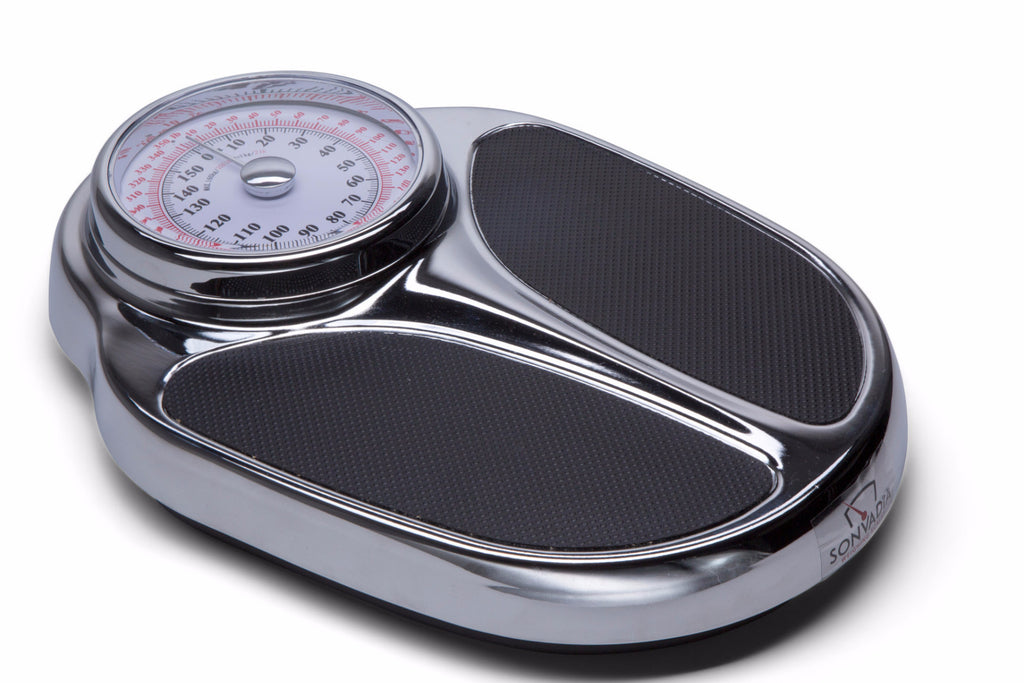 SWS26 Mechanical Traditional Bathroom Scale - Sonvadia Weighing Scales