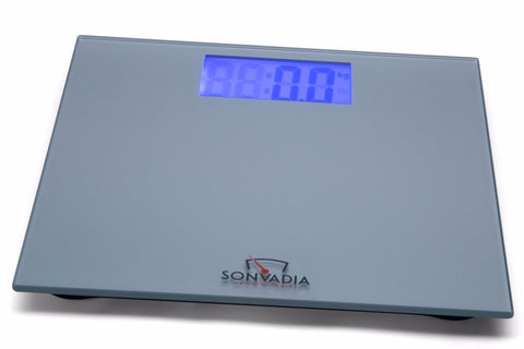SWS07 -SLIM Square. Glass Digital Body Analyser Scale