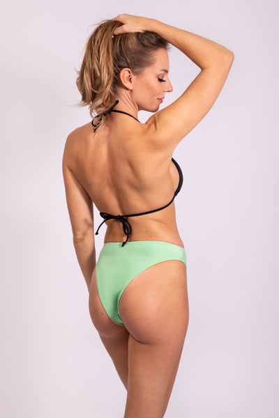 HIGH WAIST BIKINI PANTY - REFRESHING MINT