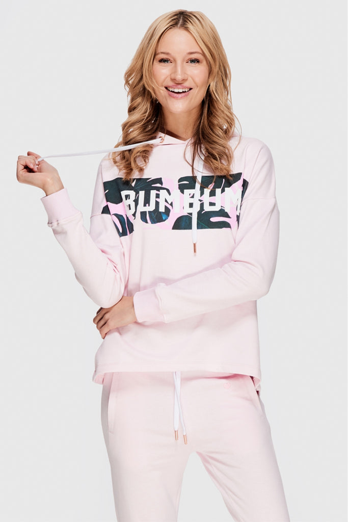 MOST LOVED HOODIE - HAPPY BLUSH