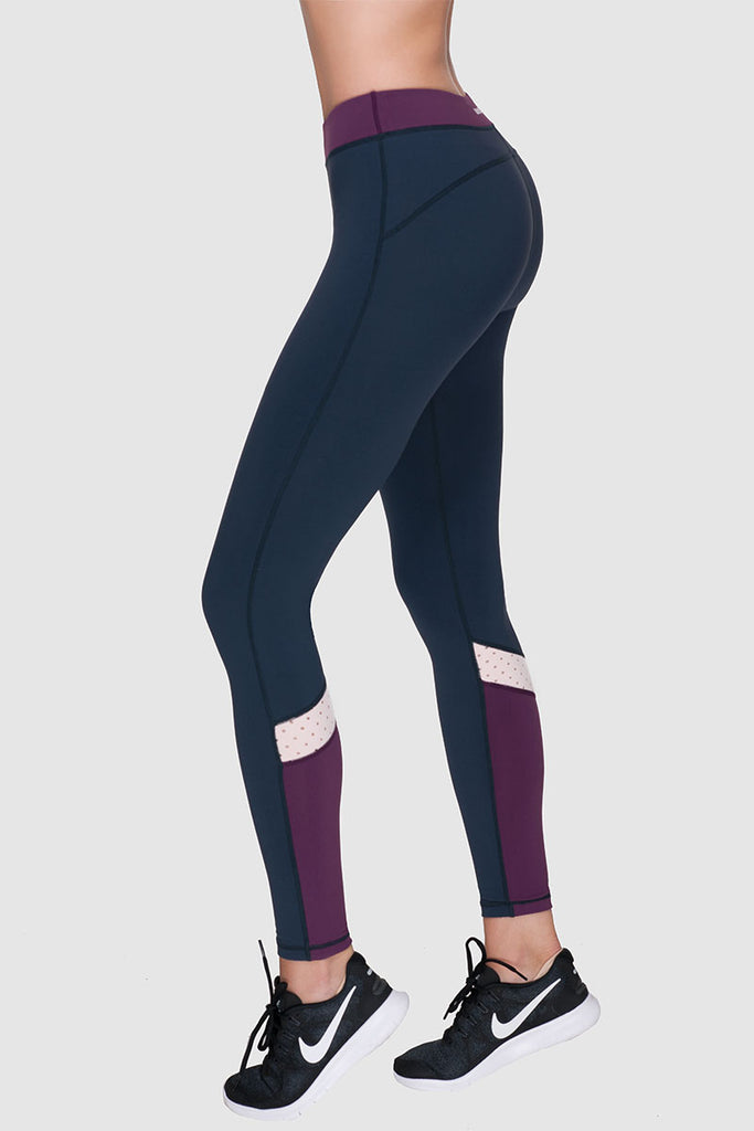 ELEMENTS TIGHTS - NAVY
