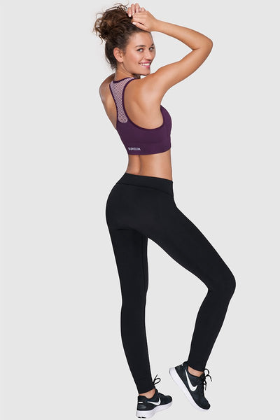 SEAMLESS FLIPTIGHTS - PURE BLACK