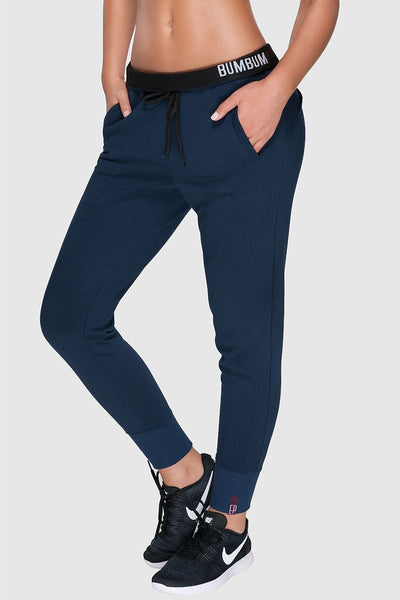 COZY PANTS - NAVY