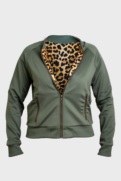 WILD AT HEART BLOUSON