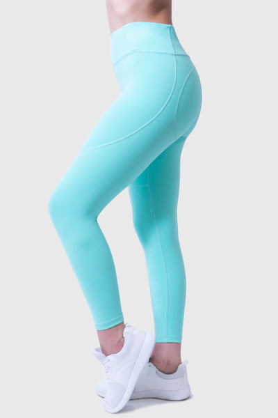 COLOUR LOVER TIGHTS - FRESH MINTY