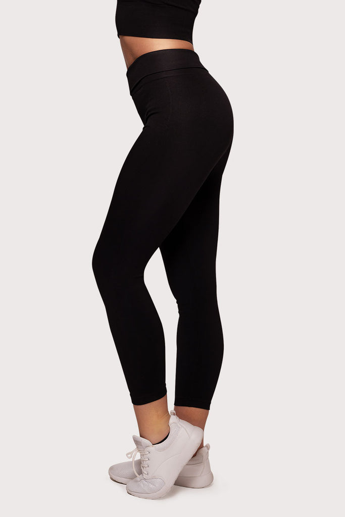 SEAMLESS FLIPTIGHTS - BLACK
