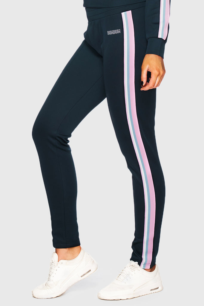 MUST HAVE TRACK PANTS - NAVY