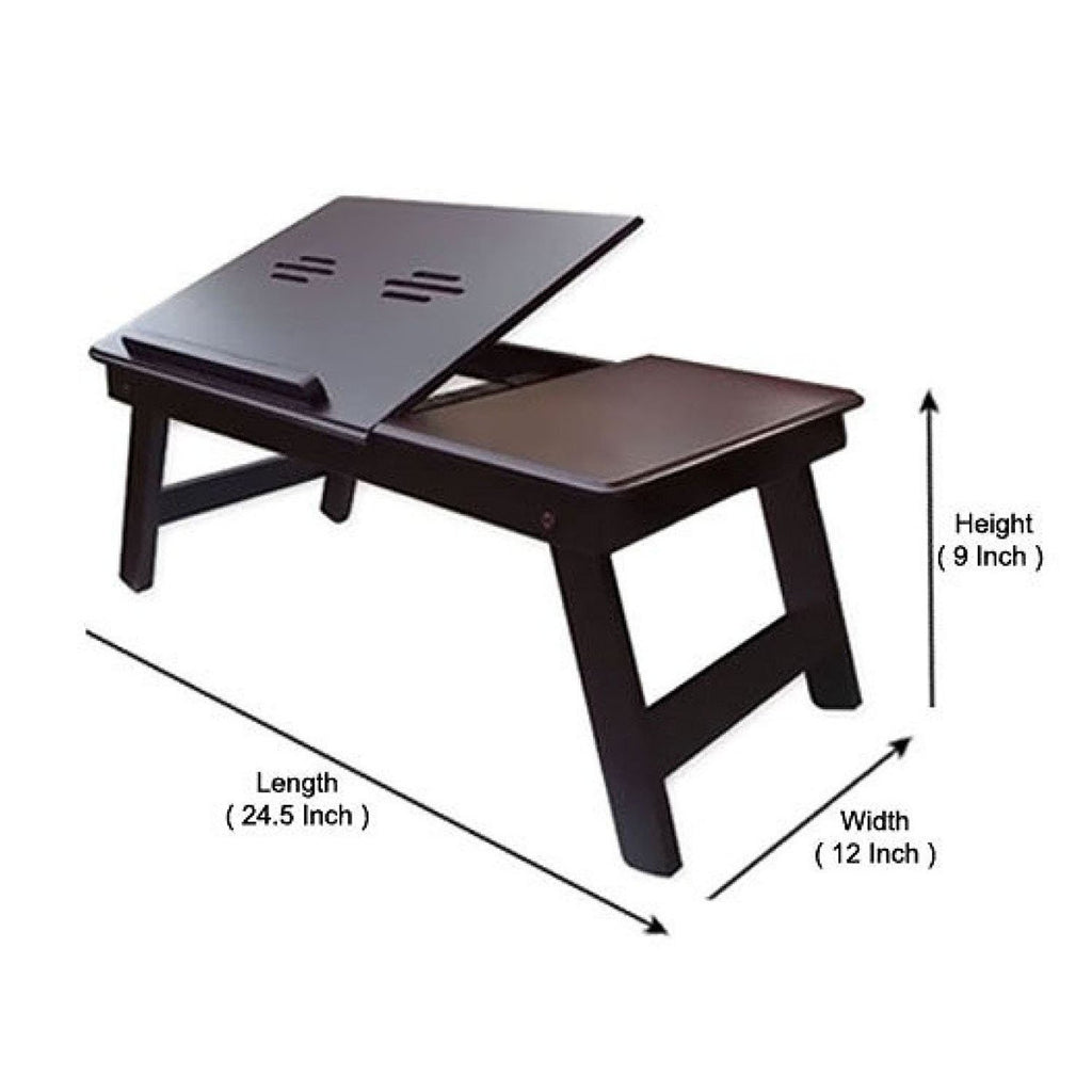 Superieur Artesia Wooden Laptop Table (Foldable) ...