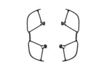 Mavic Air Propeller Guard