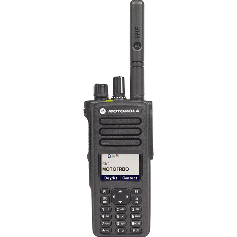Motorola DP4800e UHF with charger