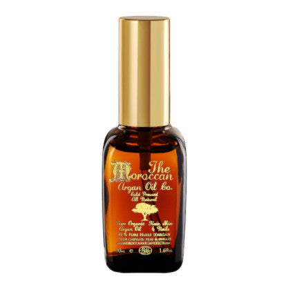 MOROCCAN ARGAN OIL ORGANIC 100% PURE COLD PRESSED COSMETIC WITH SPRAY 50ML - Moroccan Argan Oil Co.