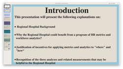 HRM 400 HRM400 Week 3 Assignment Regional Hospital Case Study - Ashford