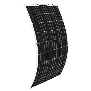 Solarparts 100W semi-Flexible Soalr Panel