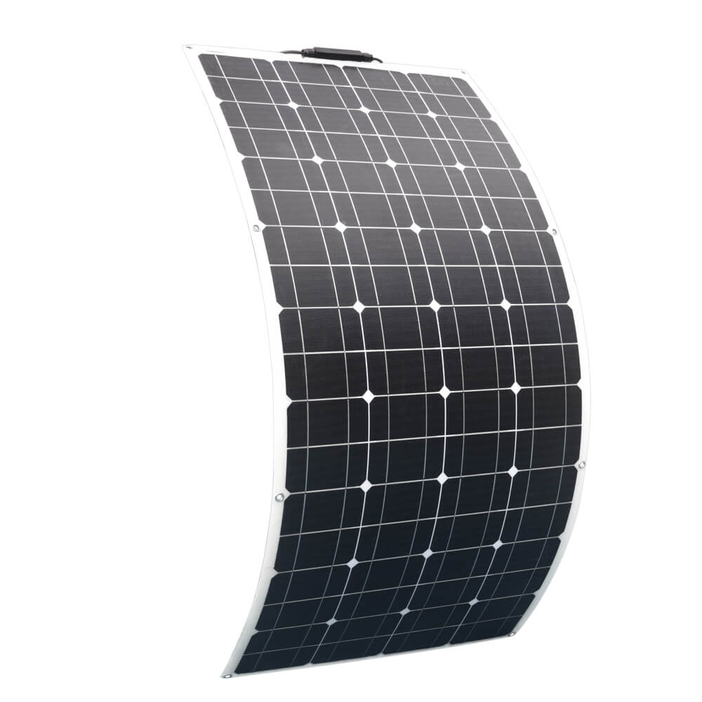 Solarparts 12Volt 260Watt Monocrystalline flexible solar panels solar RV kit