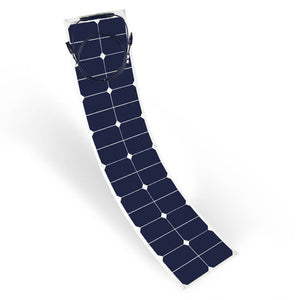 50w sunpower flexible solar panel