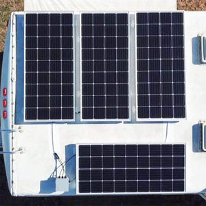 Solarparts 400 Watt Monocrystalline Solar Panel Kit
