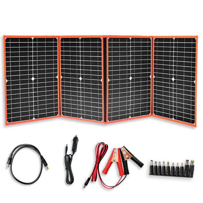 Solarparts 80W Foldable Solar Panel