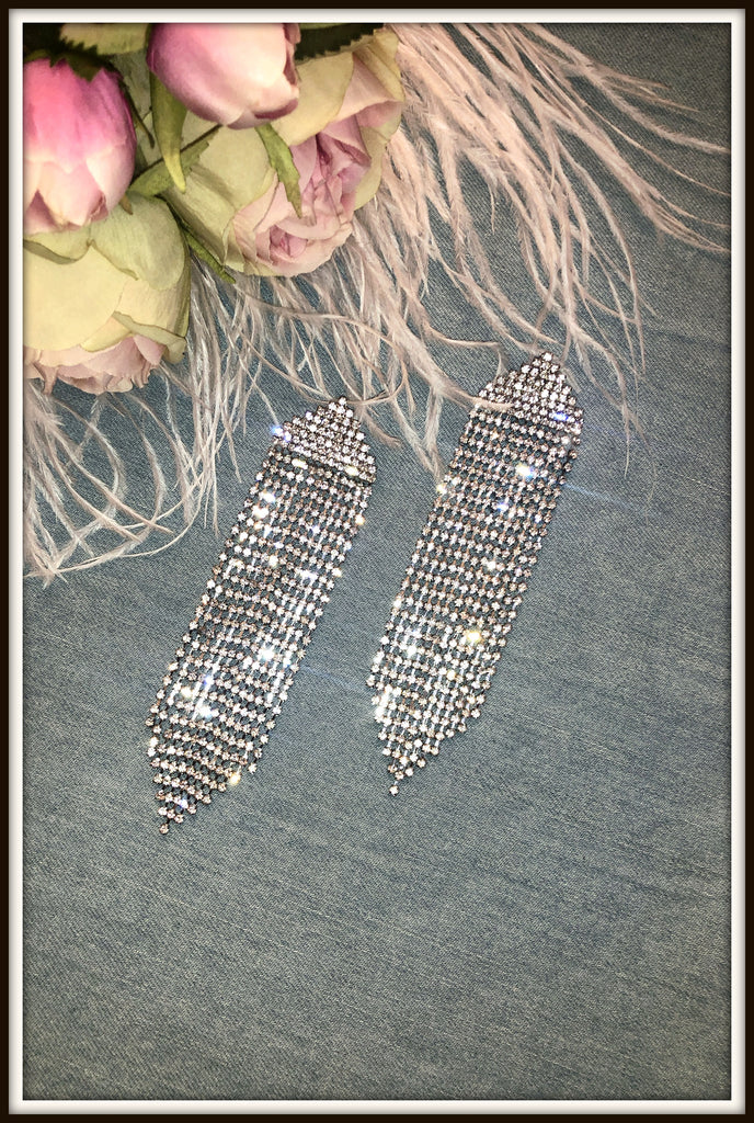 CLAIRE DISCO EARRINGS