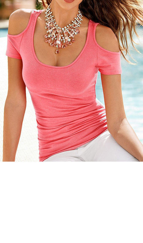 Solid Color Top, top, VIVIMARKS