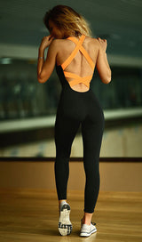 Stretch Yoga Romper