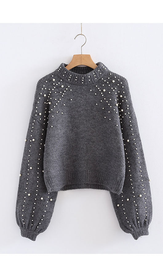 Pearls Sweater