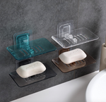 1 pc No Trace Paste Soap Holder