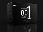 olo Ultra-thin Lubrication Condom - 10 Count