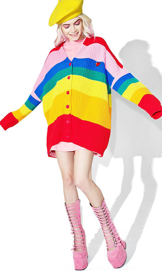 Colorful Sweater