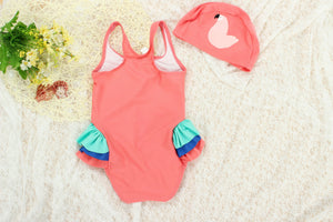 Cute One Piece Swimsuit