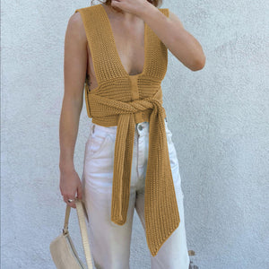 DIY Style Knit Top