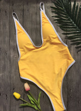 Load image into Gallery viewer, Deep V Neck Bikini