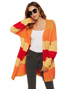 Knit Colorful Cardigan