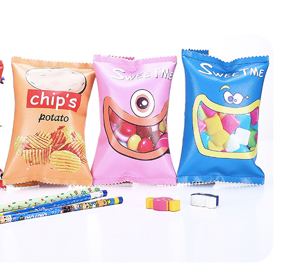 Snack Pattern Bag