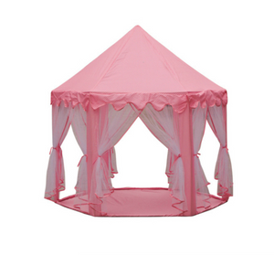 Tulle Kids Game House Child Play Tent