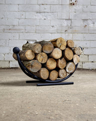 Round Boat Log Holder