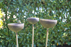Water Cups/Raincatchers Plant Support/Stake/Pin